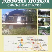 CABAÑA BIALET MASSE