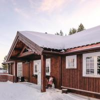 Four-Bedroom Holiday Home in Kvam