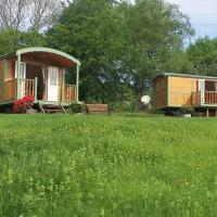 The Hideaway Huts