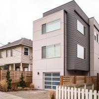 Fresh & hip modern w/roofdeck