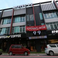 Hotel 99 Sri Petaling (Bukit Jalil), Kuala Lumpur, Malaysia