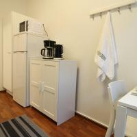 Private Single Room with Shared Bathroom in Helsinki, Eerikinkatu 14