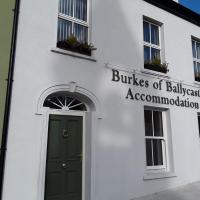 Burkes of Ballycastle Accommodation