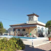 Three-Bedroom Holiday Home in Catral