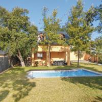 Four-Bedroom Holiday Home in S. Cebria de Vallalta