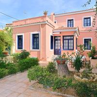 Traditional House in the center of Aegina
