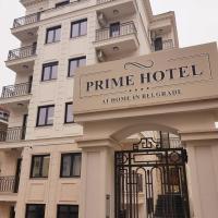 Prime Hotel Garni