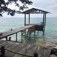 Casa de playa a 20km de Flores Peten