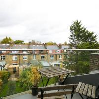 Modern studio with private terrace - Swiss Cottage