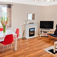 2 bedroom Holyrood flat