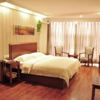 GreenTree Inn Henan Xinyang Gushi Zhongshan Avenue Hongsu Avenue Express Hotel