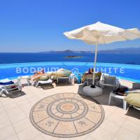 M3 Bodrum Flamingo 2 Bedroom Garden Pool Holiday Homes