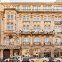 Hotel Monopol - Central Station