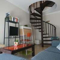 Apartamento duplex Crucero 36