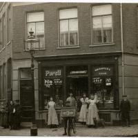 Gerenoveerde winkel