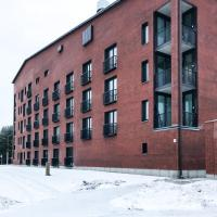 Luxurious and new studio apartment located in Linnanmaa, Oulu (ID 11687)