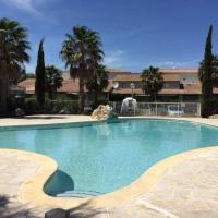 Maison 2 chambres terrasse piscine - 345176
