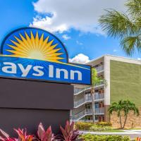 Days Inn by Wyndham Fort Lauderdale Airport Cruise Port