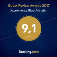 Apartments Blue Adriatic