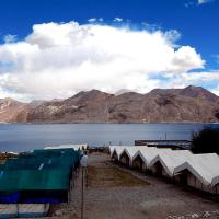 TIH Pangong Lake View Cottages and Camps