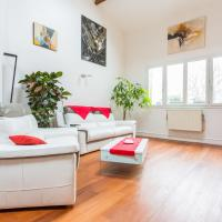 Spacious 100m² flat - Buttes-Chaumont