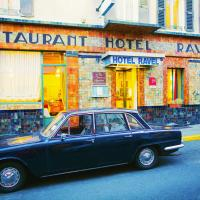 The Old Hotel Ravel