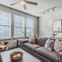 Luxury 1-Bedroom In The Heart of Uptown