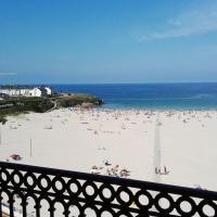 Dúplex 4 dormitorios en Playa Rapadoira