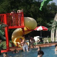 Safari tent at Vakantiepark Herperduin