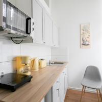 City Studio Apartment in Friedrichshain