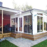 Three-Bedroom Holiday Home in Fagersanna