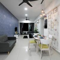 H2H - Euro House @ Majestic Ipoh (8~10 Guests)