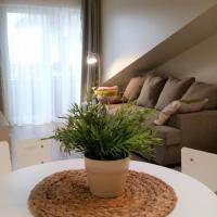 Malūno Vilos apartamentai centre