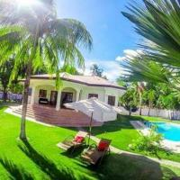 LA Villa in Dauin