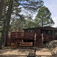 Gonzales Cozy Little Bear Cabin