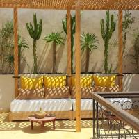 Chic Riad with private roof top