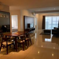 The Sea View Apartment Miri Waterfront