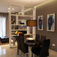 Designer-finished apartment in Attard (central Malta)