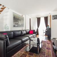 45m² flat in the Marais