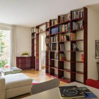 Bright and comfortable flat in central Milan