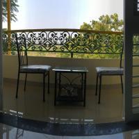 Green living villa