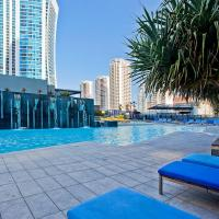 1,2,3,4 & 5 Bedroom Amazing Apartments at Circle on Cavill Surfers Paradise