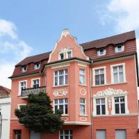 Studio-Apartment mit Balkon