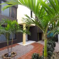 Casa Marlyn 188 - Jardin y Parrillada - La Paz.Bcs.