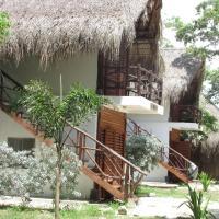 Media Luna Hostel Barú