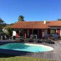 House Villa petaboure - le calme à 15 minutes de biarritz