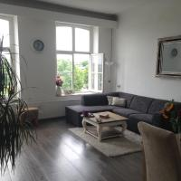 Maastricht city centre apartment with river view!