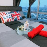 The ING Johor Bahru 3rooms Condo 5 mins to JB town
