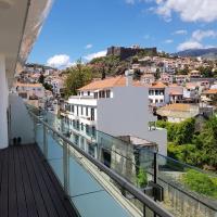 La Vie en Rose@Heart Of Funchal (Free Parking)