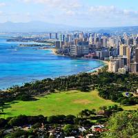 Waikiki Banyan Remodeled Mountain-View Condo 2103